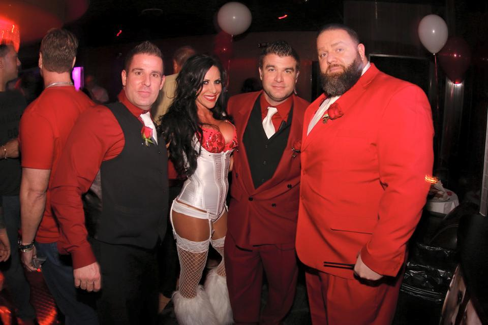 The annual red party for Rachel s palm beach